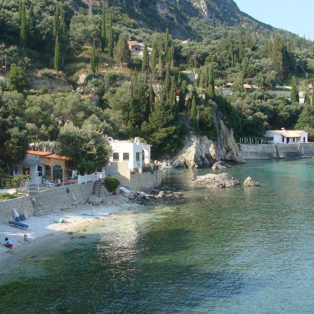 Platakia beach